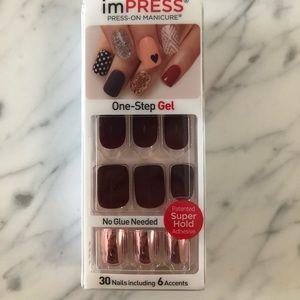 ⚡️SOLD⚡️ Impress press on manicure nails